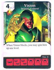 Marvel Dice Masters The Uncanny X-Men Vision Density Control 60-126 Card & Die