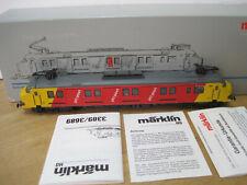 Märklin H0 3689 Serie mp 3000 NS mit OVP zum Herrichten