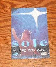 Sole Selling Live Water Sticker Postcard Promo 6x4