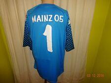 FSV Mainz 05 Original Nike Junior Torwart Matchworn Trikot 2010/11+ Nr.1 Gr.XL