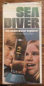 Vintage 1970s Parker Sea Diver Game