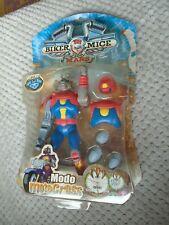 "BIKER MICE FROM MARS MODO MOTOCROSS 6"" ACTION FIGURE FROM 2006"