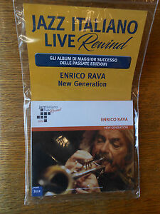 ENRICO RAVA ( NEW GENERATION ) JAZZ ITALIANO LIVE REWIND  PP/112