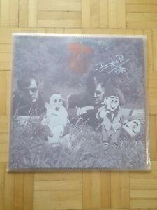 Boyd Rice and Fiends - The Pact (12`white vinyl) - Death in June, Albin Julius