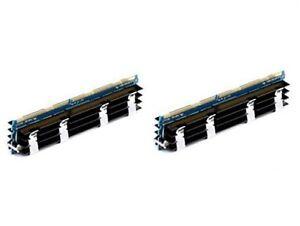 2x 1GB 2GB RAM Apple Mac Pro 1,1 2,0 Ghz MA356D/A MA356LL/A DDR2 667 Mhz FB DIMM