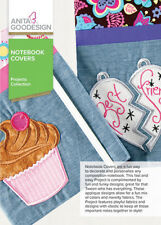 Anita Goodesign Notebook Covers Embroidery Machine Designs CD