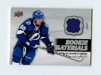 14/15 UPPER DECK ROOKIE RC MATERIALS JERSEY VLADISLAV NAMESTNIKOV *65630