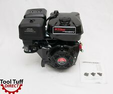 NEW! Tool-Tuff 270cc 9 hp Gasoline Engine - Easy Pull Starting, Reliable Motor