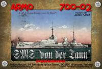 """Armo 700-02 1/700 SMS """"von der Tann"""""""