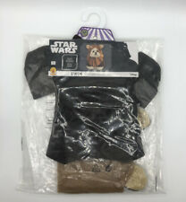 Ewok Pet Costume Star Wars Halloween Small DOG Yorkie Terrier Chihuahua