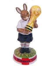 Royal Doulton Bunnykins Figurine WINNERS TROPHY 2006 DB409 Limited edition New