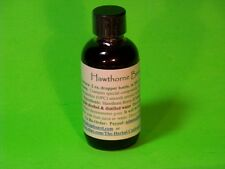 Hawthorne Berry Tincture Heart Blood Circulation HBP Varicose Veins IBS $12.00