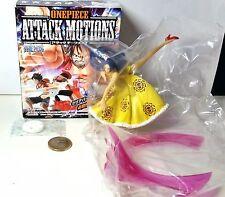One Piece Boa Hancock trading figure Bandai Attack Motion Vol. 1