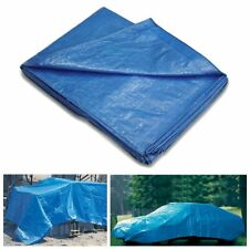 New Soft Indoor Car Protective Poly-Cotton Breathable Full Car Cover 3m x 4m