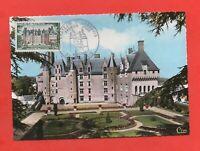 FDC 1968 - El Castillo de Langeais (K27)