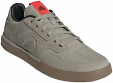 Five Ten Sleuth Men's Flat Shoe: Shock Red/Sesame/Feather Gray 11.5
