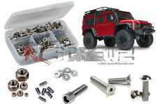 Traxxas TRX-4 Crawler Stainless Screw Kit (tra081)