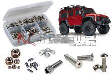 Traxxas TRX-4 Crawler Stainless Screw Kit (tra081)