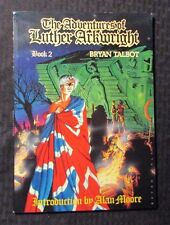 1987 Adventures Of Luther Arkwright Book 2 by Bryan Talbot Sc Fvf 1st Valkyrie