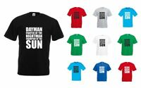 Dayman Fighter Of The Nightman, Mens Printed T-Shirt