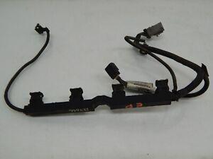 Ford Focus II DA 1,6 Kabelbaum Einspritzleiste Einspritzdüsen 3M5T9H589 227066