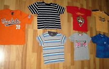 Kinderkleidung TShirtpaket, Jungen gr.92-104, H&M, kanga Roos, Ed Hardy