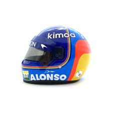 Bell 1/2 2018 Fernando Alonso Helmet McLaren 4145517