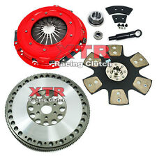 XTR STAGE 4 CLUTCH KIT+ CHROMOLY FLYWHEEL 1986-1995 MUSTANG GT LX COBRA SVT 5.0L