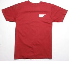 Alpinestars Douglas Custom Tee (M) Rio Red