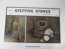 Stepping Stones, Art Instruction by Judy Nutter, Pub. Susan Scheewe, 1980