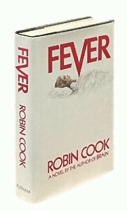 Robin Cook: Fever SIGNED FIRST EDITION