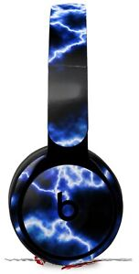 Skin for Beats Solo Pro Electrify Blue BEATS NOT INCLUDED