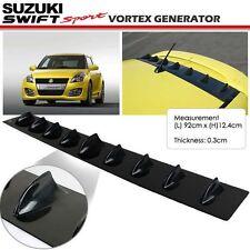 New JDM Suzuki Swift (All Generation) Glossy Black Vortex Generator Spoiler