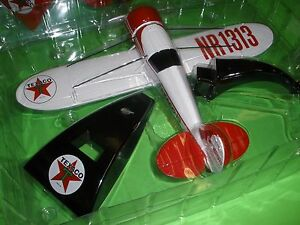 2011 Wings of Texaco #19 Airplane 1930 Travel Air Mystery Ship MIB NEW IN BOX K