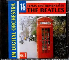 IM DIGITAL ORCHESTRA - The Beatles - 1 - SPAIN CD Doblon 1993 - Instrumentales