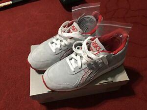 ASICS x SNS GT- ii II 2 H10VK 1111 US 9.5 Stone Rare GT 2 Sneakersnstuff
