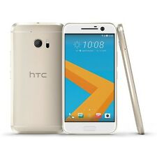 New HTC 10 M10 Gold Factory Unlocked GSM Android 4G LTE 12MP 4GB / 32GB 5.2""