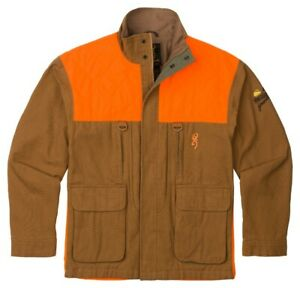 Browning Pheasant Forever Jacket with Embroidered Pheasants Forever Logo