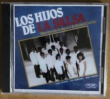LOS HIJOS DE LA SALSA - INTERPRETAN LA MUSICA DE RAFAEL CORITIJO - CD