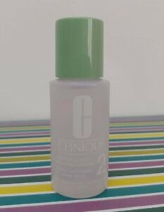 CLINIQUE 2 Clarifying Lotion Twice A Day Exfoliator dry combination skin 30ml