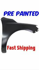 New PRE PAINTED Passenger RH Fender for 2011-2013 Kia Forte5 H/B w Free Touch Up