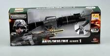 Easy Model Gewehr XM M16A2 / M203 M-16 NATO 1:3 US Army British SAS Fertigmodell