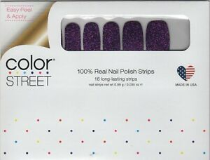 CS Nail Color Strips Ibiza Nights 100% Nail Polish - USA Made!