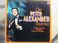 """12"""" Die Peter Alexander Tournee -----"""