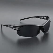 NEW Mens Polarized UV400 Cycling Glasses Bike Casual Sports Outdoor Sunglasses