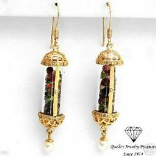 New Earrings w/Diamonds, Rubies, Amethysts, Topazes,