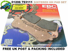 NEW EBC SINTERED HH BRAKE PADS FRONT HONDA SH 300i A7/A8/A9/AA/AB (ABS MODEL) 10
