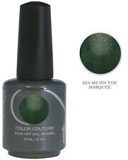 Entity 1 One Color Couture Soak Off Gel Polish  ~ SEA ME ON THE MARQUEE  ~ .5oz