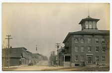 RPPC NY Sackets Harbor Eveleigh Side Entrance Main Street