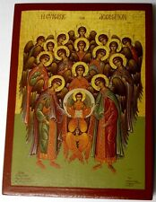 Icona Assemblea degli angeli Icon Angel IKONA icone icone Orthodox icoon ICONO